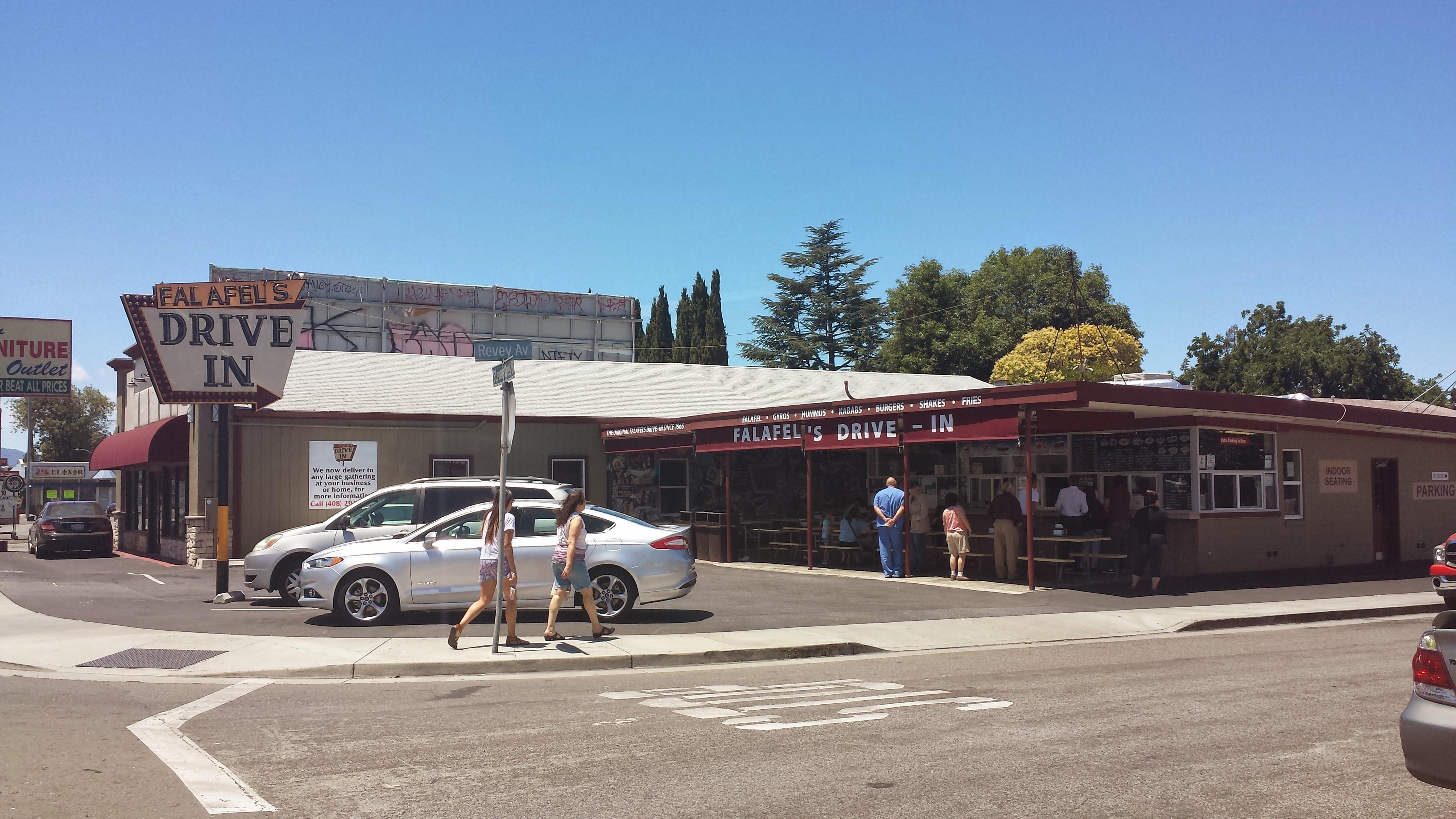 Falafel's Drive-In